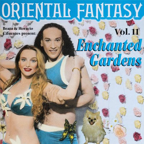 Vol. 11 - Oriental Fantasy Enchanted Gardens