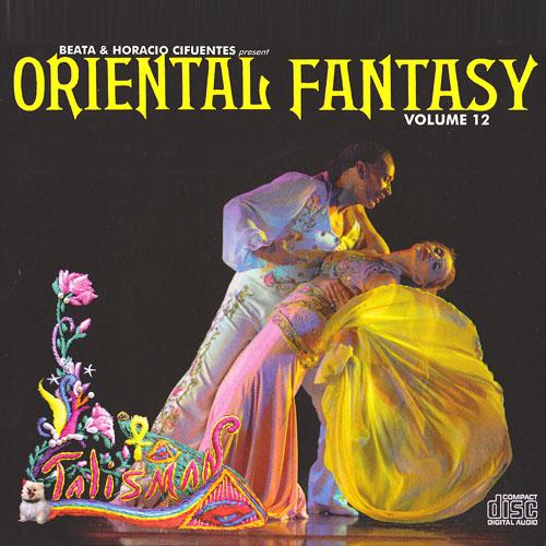 Vol. 12 Oriental Fantasy