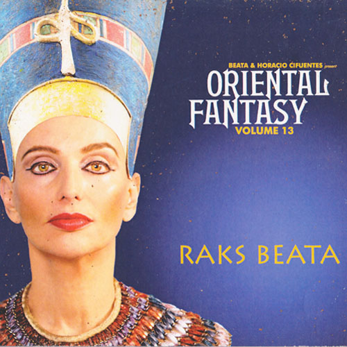 Vol. 13 - Oriental Fantasy Raks Beata