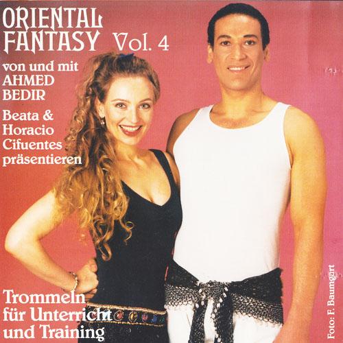 Vol. 4 - Oriental Fantasy Drums for Training