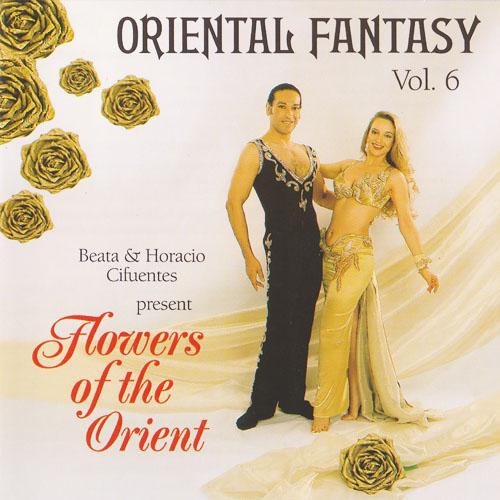 Vol. 6 - Oriental Fantasy Flowers of the Orient